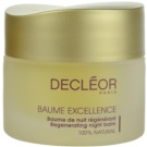 Decléor Excellence de L´Âge Anti-Âge Global tratamiento de noche para pieles maduras (Regenerating Night Balm 50+) 30 ml