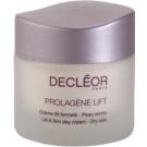 Decléor Prolagene Lift creme suavizante  para pele seca  50 ml