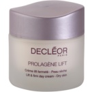 Decléor Prolagene Lift creme suavizante  para pele seca (Lift & Firm Day Cream) 50 ml