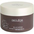 Decléor Relax Intense Peeling für alle Oberhauttypen (Fruits Seeds Scrub) 200 ml