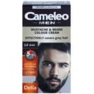 Delia Cosmetics Cameleo Men tinte para barba y bigote tono 1.0 Black 60 ml