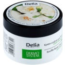 Delia Cosmetics Dermo System zjemňující tělový krém s vůní jasmínu (Softening Jasmine Soufflé) 200 ml
