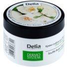 Delia Cosmetics Dermo System омекотяващ крем за тяло с аромат на жасмин (Softening Jasmine Soufflé) 200 мл.