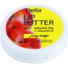 Delia Cosmetics Lip Butter Juicy Mango ošetrujúce maslo na pery  2,5 g