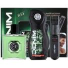 Denim Wild ajándékszett III. borotválkozás utáni arcvíz 100 ml + tusfürdő gél 100 ml + szakáll nyíró