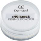 Dermacol Invisible Transparenter Puder Farbton White 13 g
