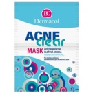 Dermacol Acneclear mascarilla facial para pieles problemáticas y con acné (Adstringent Facial Mask for Oily, Combination and Acne-prone skin) 2x8 g
