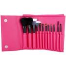 Dermacol Accessories Brush Set In Case  12 pc