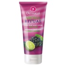 Dermacol Aroma Ritual lotiune de corp anti-stres struguri si lime (Stress Relief Body Lotion Grape & Lime) 200 ml