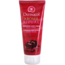 Dermacol Aroma Ritual Encouraging Cream For Hands Black Cherry (Energizing Hand Cream) 100 ml