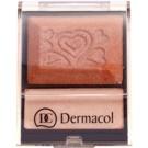 Dermacol Blush & Illuminator tvářenka s rozjasňovačem odstín 02 9 g
