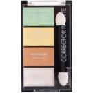 Dermacol Corrector Palette paleta korektorů (4-colour Corrector Palette) 8,8 ml