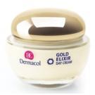 Dermacol Gold Elixir crema de día rejuvenecedora  con caviar (Rejuvenating Caviar Day Cream) 50 ml