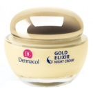 Dermacol Gold Elixir Rejuvenating Night Cream With Caviar  50 ml