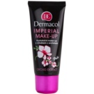 Dermacol Imperial base hidratante com extrato de orquídea tom Pale (Moisturizing Make-Up with Orchid Extract) 30 ml