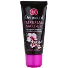 Dermacol Imperial Hydratisierendes Make Up mit Orchideenextrakt Farbton Pale  30 ml