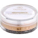Dermacol Invisible transparens púder árnyalat Natural (Fixing Powder) 13 g
