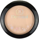 Dermacol Compact Mineral puder mineralny z lusterkiem odcień 02 8,5 g