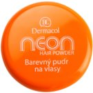 Dermacol Neon polvos para cabello con color Orange 2,2 g