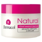Dermacol Natural crema de día nutritiva  para pieles secas y muy secas  50 ml