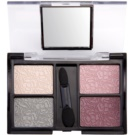 Dermacol Quattro Eye Shadows sombra de ojos (For Hazelnut Eyes) 5 g