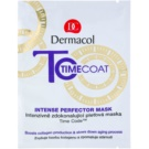 Dermacol Time Coat intenzivna izboljševalna maska za obraz  16 g