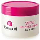 Dermacol Vital creme de dia   para pele normal a mista (Softening Rejuvenating Cream for normal and mixed skin) 50 ml