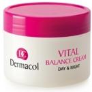 Dermacol Vital Tagescreme für weiche Haut für normale Haut und Mischhaut  50 ml
