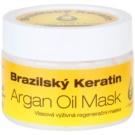 Dermagen Brazil Keratin Argan Oil nährende, regenerierende Maske für alle Haartypen  260 ml