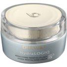 Dermika HydraLOGIQ revitalisierende Tagescreme für normale und trockene Haut 30+ (with Porcelan Flower) 50 ml