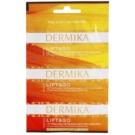 Dermika Lift & Go mascarilla oxigenante con efecto lifting para contorno de ojos 3 x 2 ml