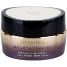 Dermika Mesotherapist creme de noite renovador para pele madura (Non-Invasive Mesotherapy with Black Orchid) 50 ml