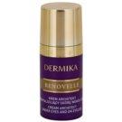 Dermika Renovelle 45+ revitalisierende Augencreme gegen Falten und dunkle Augenringe  15 ml
