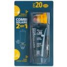 Dermophil Sun Protective Face Cream and Lip Balm 2 v 1 SPF 20 (Suncream and Lipstick) 20 ml