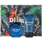 Desigual Dark Fresh lote de regalo II.  eau de toilette 100 ml + bálsamo after shave 100 ml