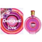 Desigual Love Eau de Toilette for Women 100 ml