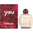 Desigual You toaletna voda za ženske 100 ml