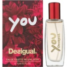 Desigual You toaletna voda za ženske 15 ml