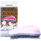 Dessata Original Haarbürste Pink - Silver