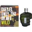 Diesel Only The Brave Wild Eau de Toilette para homens 200 ml