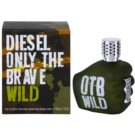Diesel Only The Brave Wild Eau de Toilette para homens 50 ml