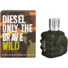 Diesel Only The Brave Wild Eau de Toilette para homens 35 ml