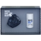 Diesel Only The Brave darilni set VIII. toaletna voda 125 ml + Deo-Stick 75 ml