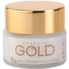 Diet Esthetic Gold Face Cream With Gold (Illuminating and Moisturizing Creme with Gold) 50 ml