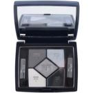Dior 5 Couleurs Designer paleta farduri de ochi culoare 008 Smoky Design 4,4 g