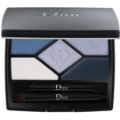 Dior 5 Couleurs Designer paleta de sombras de ojos tono 208 Navy Design 4,4 g