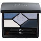 Dior 5 Couleurs Designer paleta farduri de ochi culoare 208 Navy Design 4,4 g