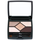 Dior 5 Couleurs Designer Palette mit professionellen Lidschatten Farbton 508 Nude Pink Design 5,7 g