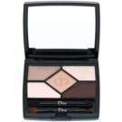 Dior 5 Couleurs Designer палитра с професионални сенки за очи цвят 508 Nude Pink Design 5,7 гр.