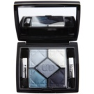 Dior 5 Couleurs fard ochi culoare 276 Carré Bleu (Couture Colour Eyeshadow Palette) 6 g